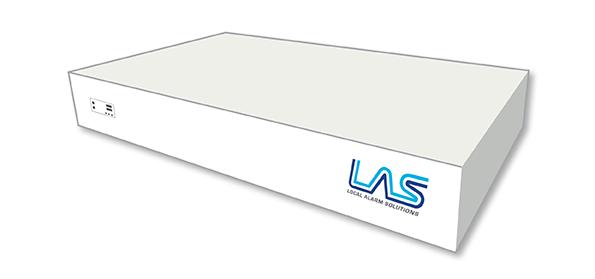 Illustrated LAS Server