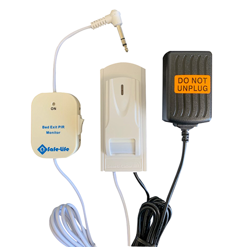 Safe-Life A-BEDEXIT-PIR-01 Bed Exit Sensor Beam – PIR Technology – Single