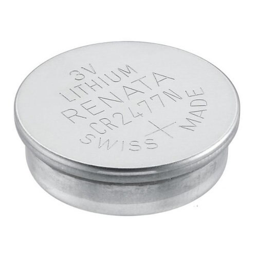 Batteries Direct CR2477N Renata CR2477N Specialised 3V Lithium Battery Coin Cell